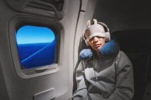 Preventing Jetlag During Airplane Flight - Simply Good Sleep