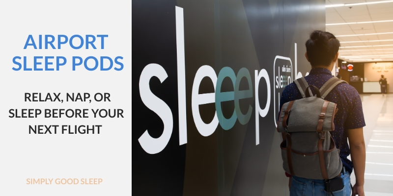 Airport Sleep Pods