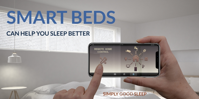 Photo of Smart Bed Integrated with Smart Home Technology