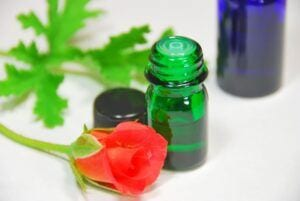 Rose Essential Oil Aromatherapy for Better Sleep