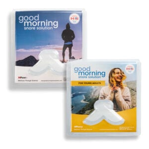 Good Morning Snore Solution Anti Snoring Mouthpiece
