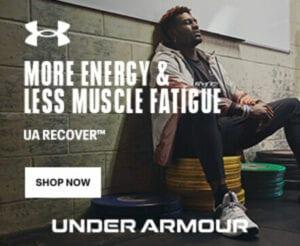 Under Armour Athlete Recovery Sleepwear