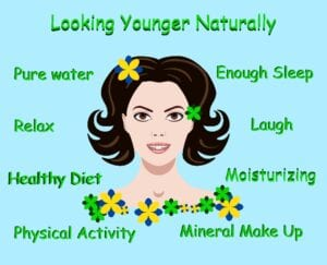 Sleep is One of the Natural Ways to Beautiful Glowing Skin - Simply Good Sleep