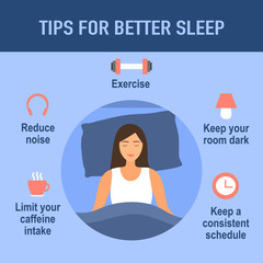 Tips for Better Sleep to Help Lose Weight - Simply Good Sleep