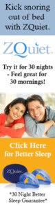 Stop Snoring and Get Better Sleep with ZQuiet - Simply Good Sleep
