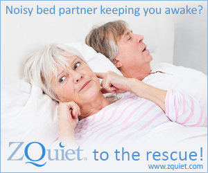 ZQuiet Can Stop Snoring and Help You and Your Loved One Get a Good Night's Sleep - Simply Good Sleep